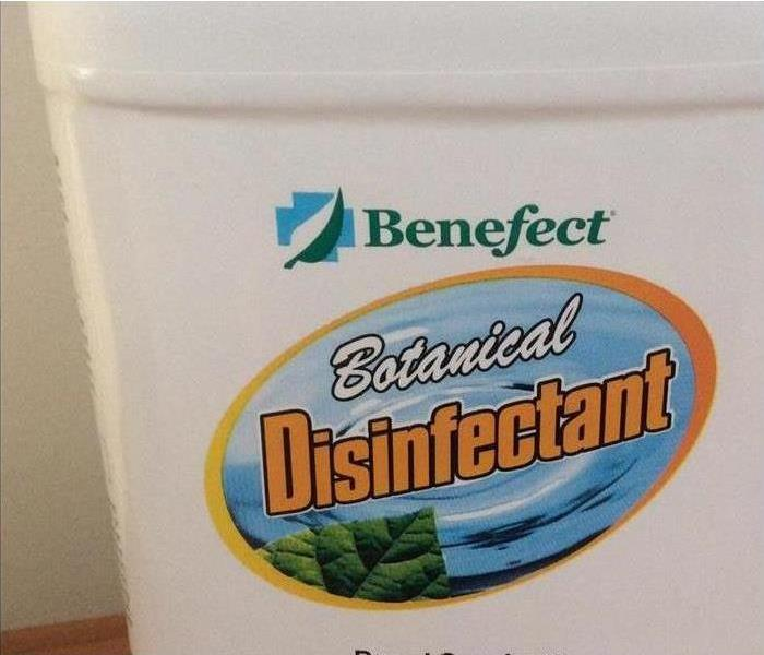Cleaning We Are Green and Clean with Benefect