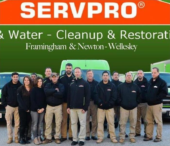 General SERVPRO Framingham Expands Territory
