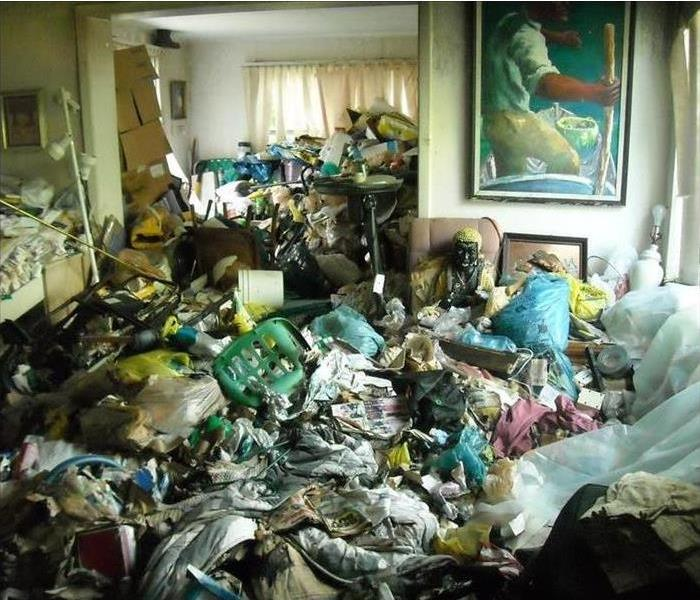 Cleaning SERVPRO of Newton/Wellesley can handle Hoarding