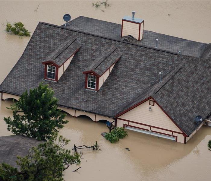 Water Damage Actions to Take for a House Flood