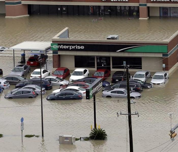 Water Damage When Your Commercial Property Experiences a Flood