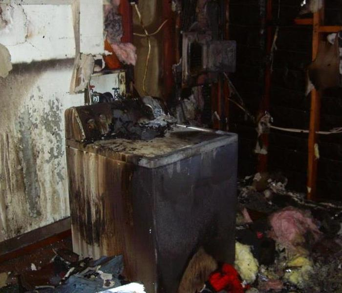 Fire Damage How to Prevent a Dryer Fire