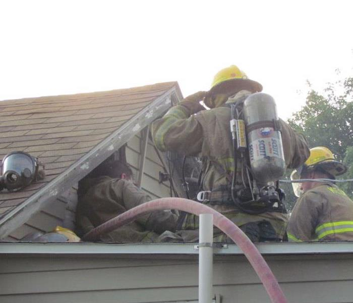 Fire Damage How To Prevent Attic Fires